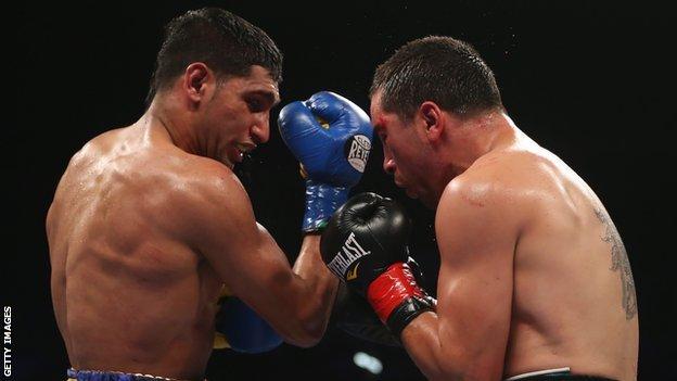 Khan vs Diaz Live Stream Online