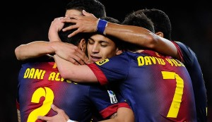 Barcelona Live Stream Highlights 2013