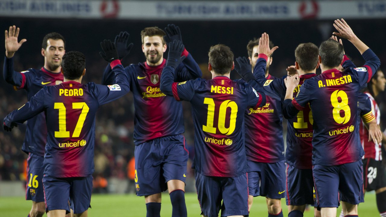Watch Barcelona Match Highlights 2013-2014
