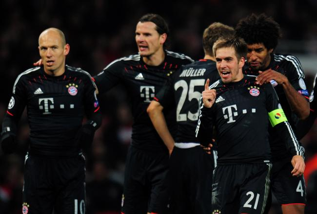 Bayern Munich Live Stream Highlights 2013