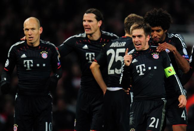 Bayern Munich Live Stream Highlights 2013