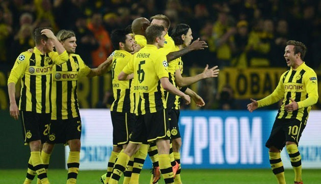 Borussia Dortmund Live stream Highlights 2013