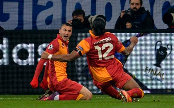 Galatasaray Match Highlights