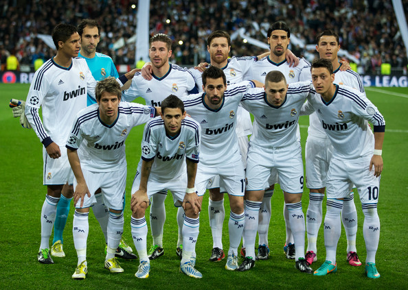 Real Madrid Live Stream Highlights 2013
