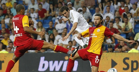 Real Madrid vs Galatasaray Highlights