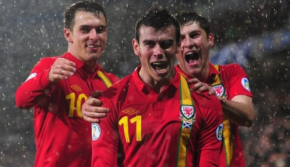 Scotland vs Wales 2013 Football Highlights Goals Video
