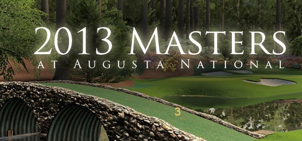The Masters 2013 Live stream