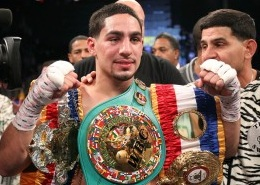 danny Garcia career record