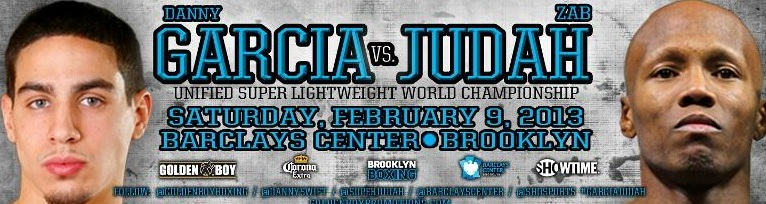 Garcia vs Judah Live Stream