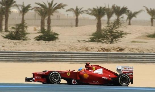 F1 GP Bahrain Live Stream