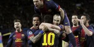 FC Barcelona , Bayern Munchen , 2013 UCL