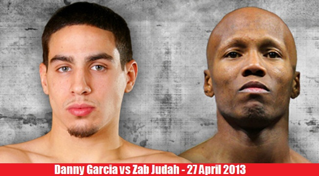 Garcia vs Judah Live Streaming