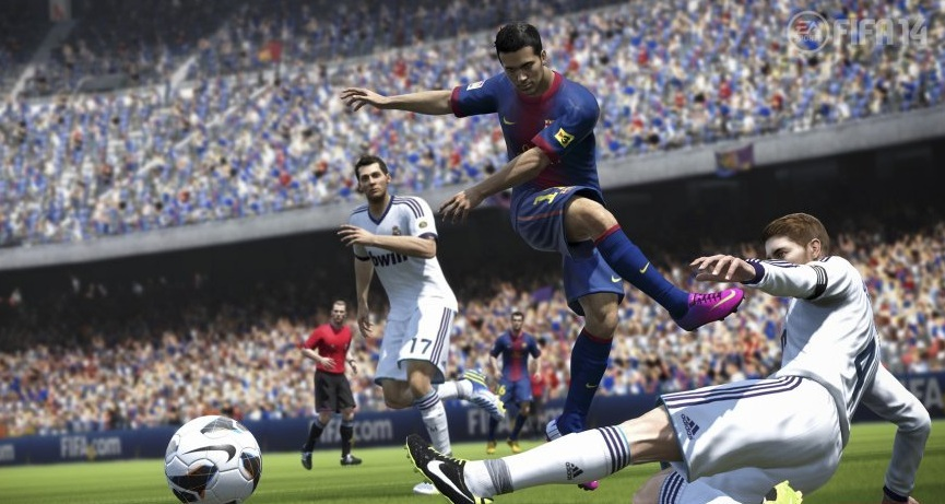 FIFA 14 HD Wallpapers