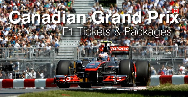 F1 Montreal grand Prix 2013