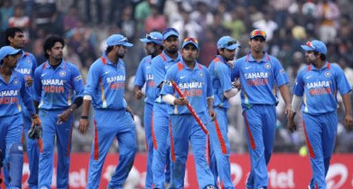 Indian Players List 2013 Champions Trophy