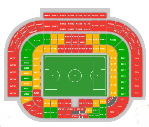 Man utd vs Real Madrid Legends tickets