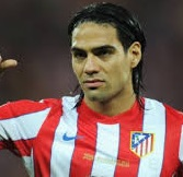 Rademal Falcao yearly salary, weekly