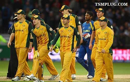 Australia 15 man squad Champions Trophy