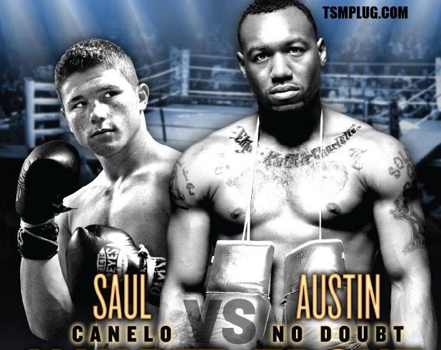 Saul Alvarez vs Austin Trout Live Stream