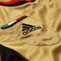 AC Milan shirts adidas logo 2014
