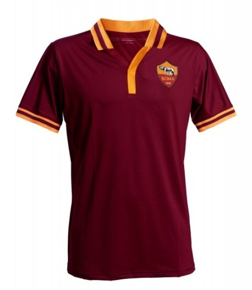 AS Roma Home Kit 2014