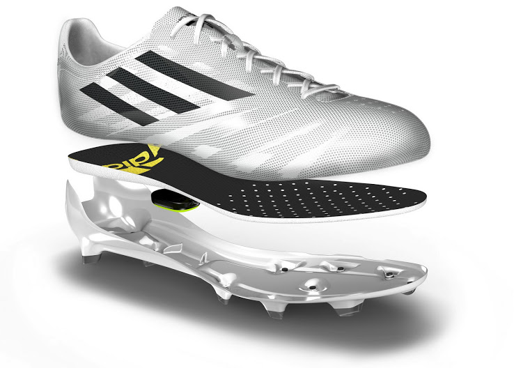 Adidas boots 2013 99 gram boots features