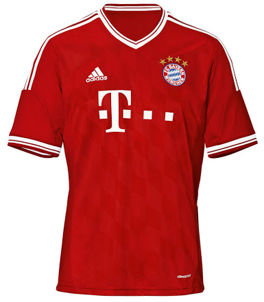 Bayern Munich 2014 jersey official