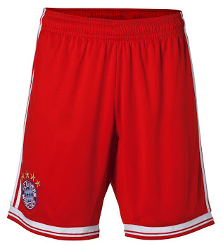 Bayern Munich shirts 2014