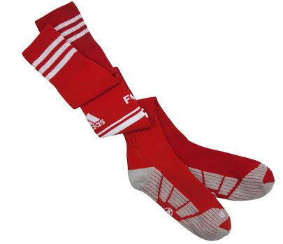 Bayern Munich home socks 2014