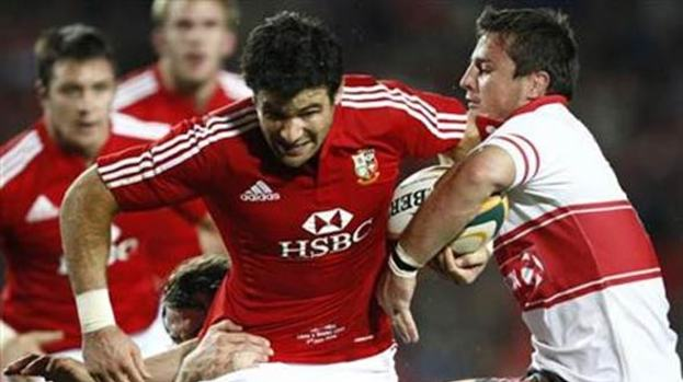 Rugby British Lions 2013 Live Streaming