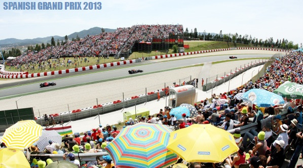 Spanish Grand prix Live Stream