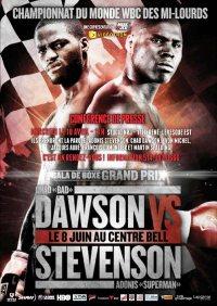 Dawson vs Stevenson Live stream