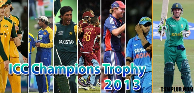 ICC CHampions Trophy Live Streaming Online