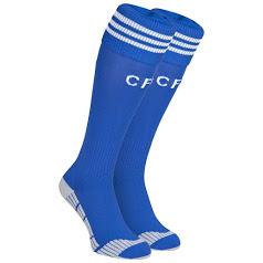 Chelsea home kit blue socks 2014