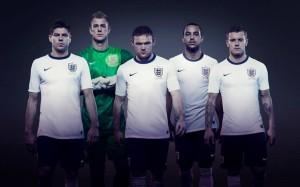 New Nike England Shirt 2014