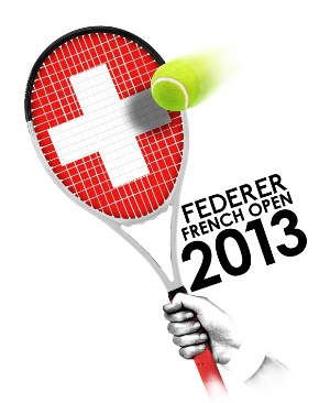 Rodger Federer French Open 2013 Matches