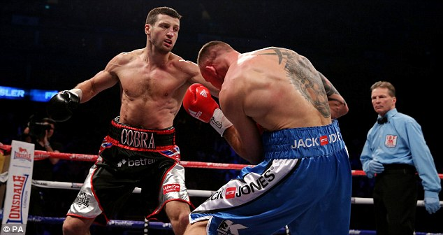 Carl Froch vs James Degale