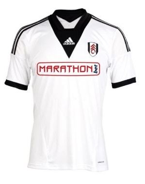 Fulham official home kit 2014