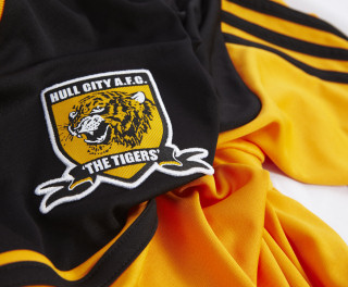 New Hull City Premier League shirts 2013-2014