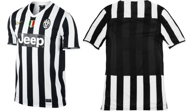 Juventus kit 2013-2014