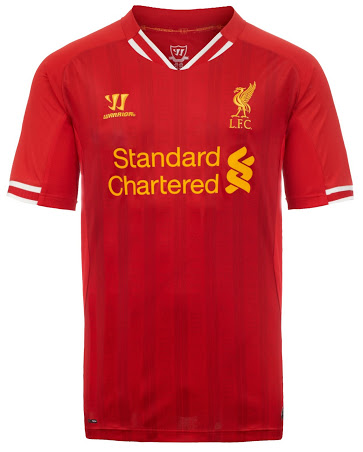 Liverpool kits 2014