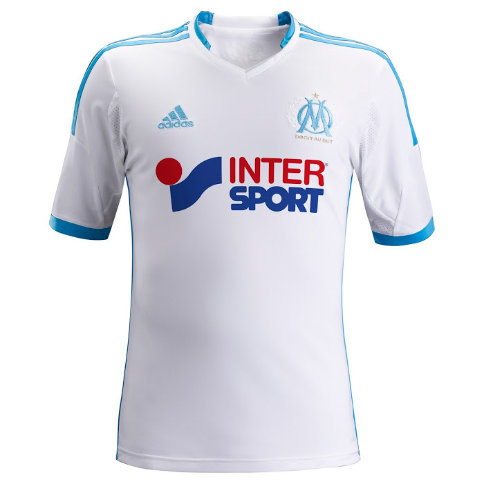 Marseille home kit 2014