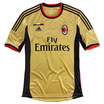 AC Milan 2013 3rd kit design