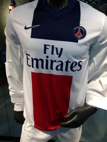 PSG 2014 Away shirt