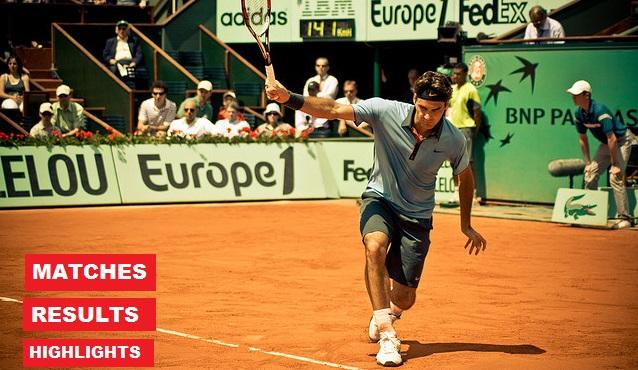 Roger Federer Live Stream Roland Garros