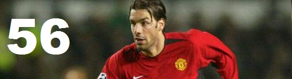 Van Nistelrooy total goals Champions League