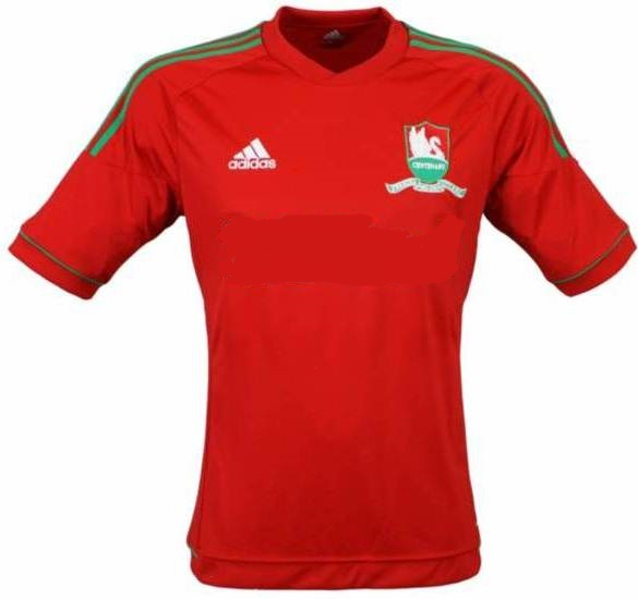 Swansea City shirts 2014
