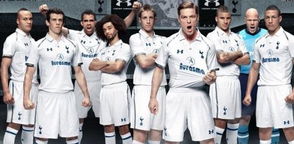 Spurs Pre Season 2013