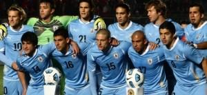 Uruguay team squad 2013