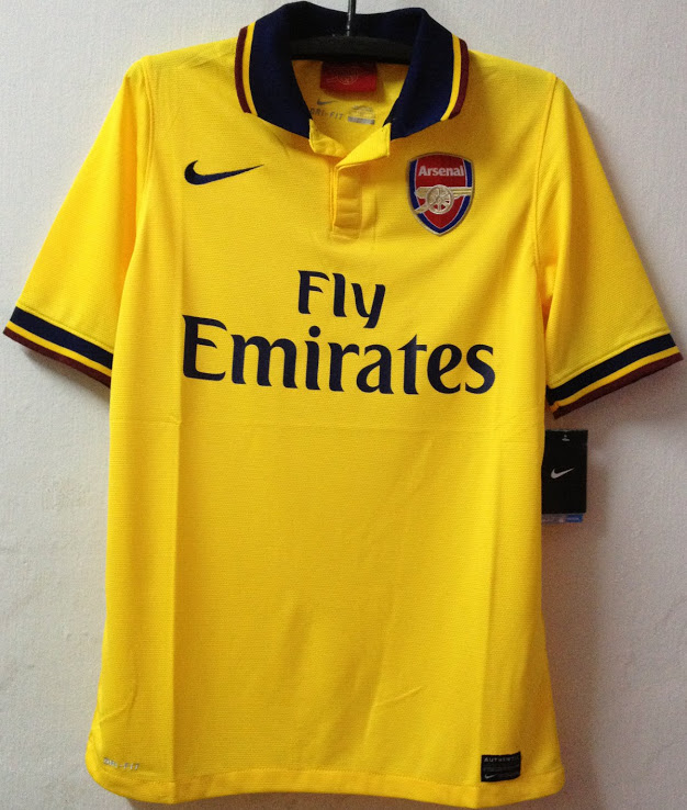 Arsenal Shirts 2014 season